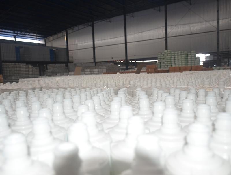 玻璃酒瓶生产线